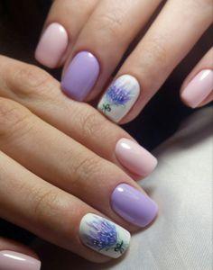 Самый красивый дизайн ногтей 2018-2019 - шикарные идеи и новинки | Beautylooks