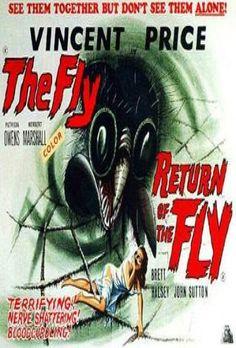 viejos carteles de cine de terror de los 40 | Horror Classic Movie Posters
