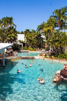 QT Resort - One of the best places to stay in Port Douglas, Queensland, Australia