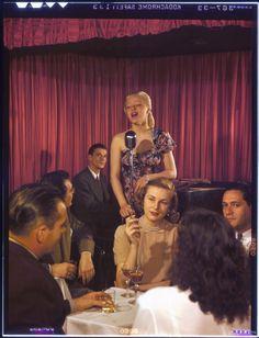 Jazz clubs, c.1948