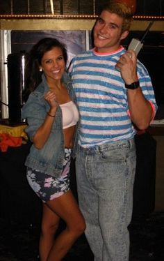 Saved by the Bell: great Halloween costume!!