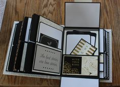 Mr. Benjamin Photo Album created by crafter Debbie Leavitt Trickett using Craft Smith - Love Story paper collection.  Click on the link below to purchase the tutorial: http://www.shop.paperphenomenon.com/Mr-Benjamin-Photo-Album-Tutorial-tut0134.htm?categoryId=-1  Click on the link below to purchase the tutorial and video combo: http://www.shop.paperphenomenon.com/Mr-Benjamin-Photo-Album-Tutorial-Video-Combo-tutvid0134.htm?categoryId=-1