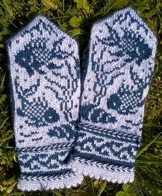 VK is the largest European social network with more than 100 million active users. Fair Isle Knitting, Lace Knitting, Knitting Patterns, Knit Crochet, Sweater Mittens, Fingerless Mitts, Mittens Pattern, Wrist Warmers, Knitted Gloves