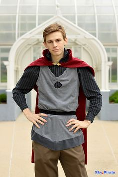 "Prince Phillip by Windnstorm.deviantart.com on @deviantART - From ""Sleeping Beauty"". Let's face it: male Disney cosplayers aren't easy to come by. And to have one pull off a character this well? I'm impressed!"