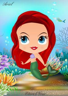 Avatar d'Ariel la petite sirène  Disney