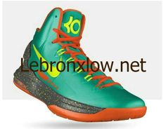 Kevin Durant shoes 2013 KD V Weatherman