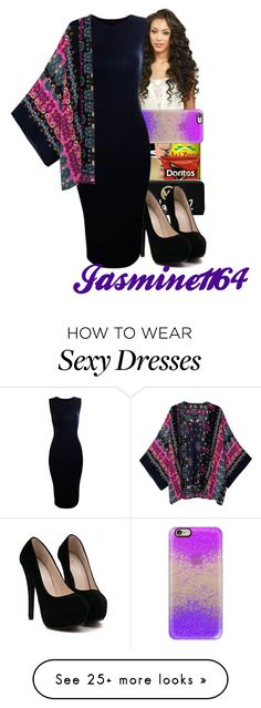 """""""Untitled #602"""" by jasmine1164 on Polyvore featuring Casetify, women's clothing, women's fashion, women, female, woman, misses and juniors"""