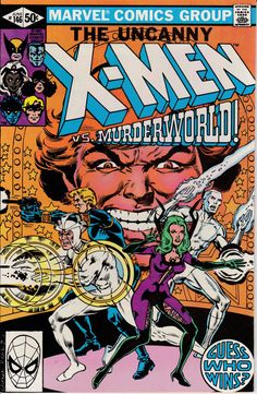 Uncanny X-Men 146 June 1981 Issue  Marvel Comics  by ViewObscura