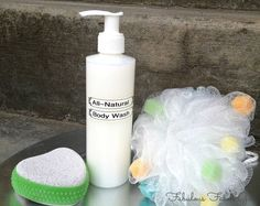 All-Natural Body Wash by FabulousFarmGirl. Forget that store in the mall--just make your own.