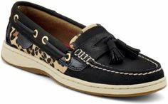 Sperry Top-Sider Tasslefish Slip-On Boat Shoe. Oh My Freakin Gosh! I have the silver and black ones. I love them.