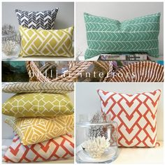 Top Three Etsy Shops for Gorgeous Cushion Covers