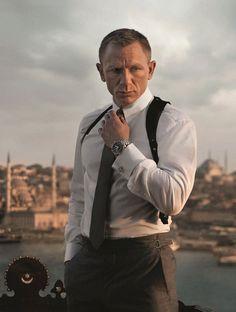 Build The James Bond Body