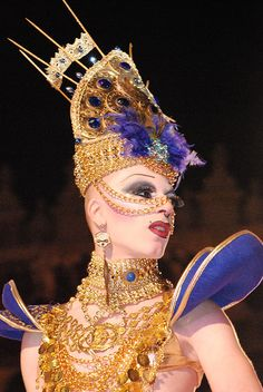 drag queen pageant | DRAG QUEEN BEAUTY PAGEANT - VENICE CARNIVAL 2009 | Flickr - Photo ...