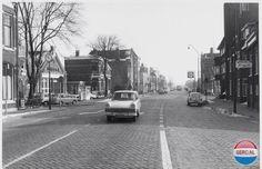 Hoge Rijndijk Leiden zestiger jaren