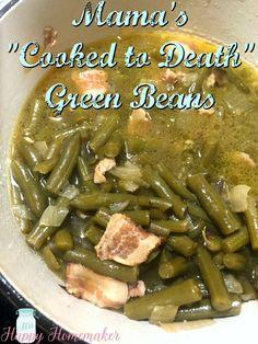Potluck Recipes, Side Dish Recipes, Vegetable Recipes, Cooking Recipes, Bread Recipes, Crockpot Recipes, Thanksgiving Recipes, Holiday Recipes, Green Beans