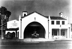 #TBT Who remembers this site? This is the first firehouse 🔥 in La Jolla on the corner of Wall Street and Herschel. It's still there today and part of the community thanks to the La Jolla YMCA. Hopefully, they saved the fire-pole located in the back❤️👏 #lajolla #firehouse #lajollalocals #sandiegoconnection #sdlocals - posted by La Jolla Art & Wine Festival  https://www.instagram.com/ljawf. See more post on La Jolla at http://LaJollaLocals.com