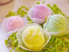 unicorn farts cotton candy   Gelato Sampler Bath Bomb (set of 4)