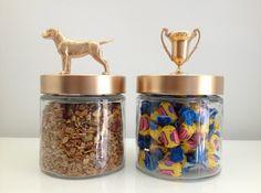 Cheeky Pantry Jars