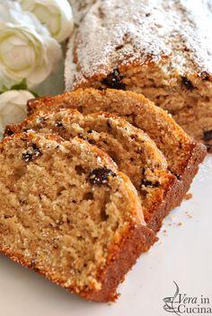 E per colazione un soffice plumcake - Vera in cucina