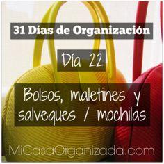 31 días de organización día 22 Keep Life Simple, Ideas Para Organizar, Konmari Method, Clean House, Life Hacks, Household, Challenges, Cleaning, Tips
