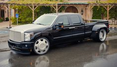 "2012+FORD+F350+Dual+Rear+26""Wheel"