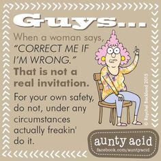 """SO TRUE!!! Must share this to all my guy friends and write """"YOU HAVE BEEN WARNED!!"""" underneath."""
