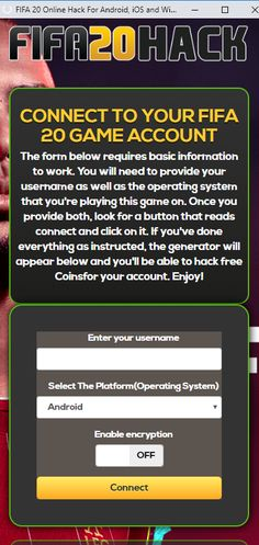 Fifa 20 Hack Tool — Unlimited Free Coins and Points Generator Android and iOS Fifa 20 Hack and and Cheats Online Generator for Android and iOS you can get free Coins and Points HACK Fifa 20 Free… Ps4, Cheat Engine, Mundo Geek, Point Hacks, Xbox, Fifa 20, Game Resources, Game Update, Test Card