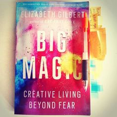 """Struggling to get up on a morning, lack motivation, want change but can't seem to make it happen! THIS BOOK COULD HELP WITH ALL YOUR PROBLEMS! Big Magic by Elizabeth Gilbert is a fantastic read and could help you turn your life around in no time! Get it now, and start making your life, a better life! LINK IN MY BIO! #book #bookstagram #read #reading #big #magic #motivation #entrepreneur #entrepreneurship #success #successful #life #lifestyle #traveling #travel #instago #instapic #instafit…"