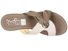 Twig Kids Tori (Toddler/Little Kid/Big Kid) Tan - 6pm.com