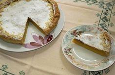 Tarte de Feijão e Amêndoa - http://www.sobremesasdeportugal.pt/tarte-de-feijao-e-amendoa-2/