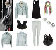 """Outfit inspired by BAP's Zelo on """"Coffee Shop"""" mv"""