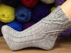 Ravelry: Socke / socks *Hilla * Abo / subscription 2014/11 pattern by Birgit Freyer