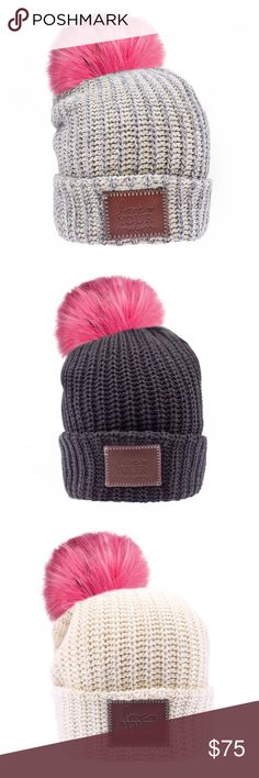 IN SEARCH OF Love Your Melon Pink Pom Beanies -any NOT SELLING- I will pay up to $75 for any of the Love your Melon light or dark pink or light pink pom beanies - thanks so much !! Love your melon Accessories Hats