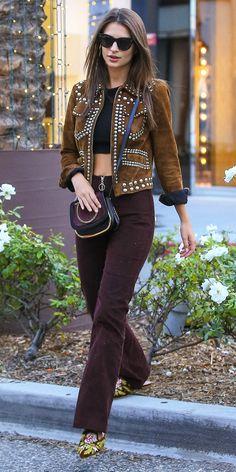 Emily Ratajkowski's Best Street Style Looks Ever   InStyle.com