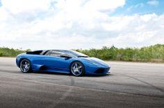 Lamborghini Murciélago - LGMSports.com