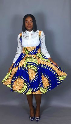 You can never have too many African print clothes. This is a roundup of the absolute best African styles right now plus details on where to get them. African Fashion Designers, Latest African Fashion Dresses, Latest Ankara Styles, African Dresses For Women, African Print Dresses, African Print Fashion, Africa Fashion, African Attire, African Wear