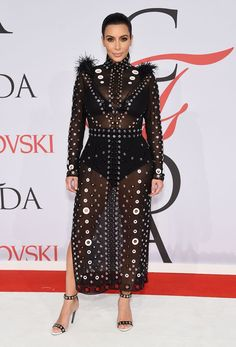 CFDA Red Carpet