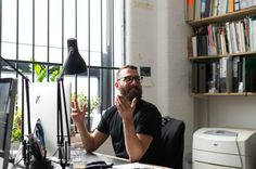 Made to Last: Philippe Malouin on design that endures — Freunde von Freunden Pale Blue Eyes, Ace Hotel, Life Photo, Interview, Design Miami, Office Environment, Passion, Youth Culture, Work Spaces