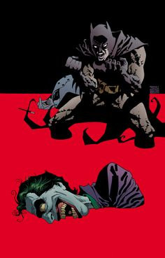 Batman Unleashed by Eduardo Risso