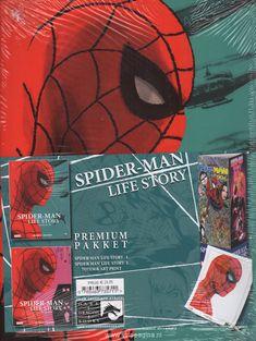 Spiderman (Comic) - Pakket met Life story 1 + 2 (4.7 + 4.8)