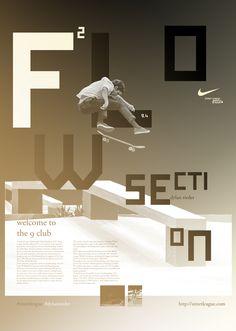 Christophe Ruprecht, Street League Skate Posters
