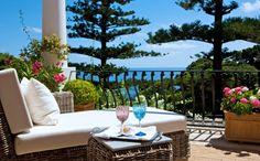 10 hôtels romantiques en Italie - L'île de Capri