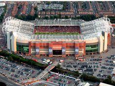 Old Trafford 2013 <3