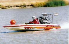 Drag boat BGF