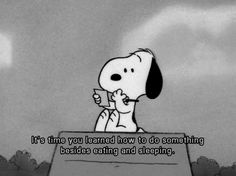 snoopy is mood Snoopy Quotes, Cartoon Quotes, Film Quotes, Cartoon Pics, Charlie Brown Quotes, Charlie Brown And Snoopy, Snoopy Love, Quote Aesthetic, Laura Lee