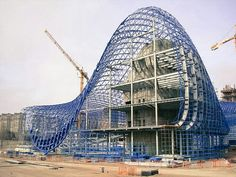 Heydar Aliyev Centre de Zaha Hadid