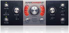 VROOOOOOMMMM! ... Supercharger GT compressor from Native Instruments