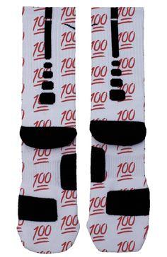 100 Custom Nike Elites