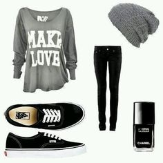 this outfit but with a pair of black uggs #uggs #boots