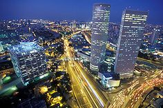 The city of tel aviv from the view of a bird. Tel aviv founded slightly more than 100 years ago, Today is the financial and cultural center in Israel, very known for its liberal atmosphere and fun lifestyle